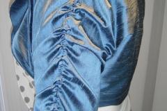 Vêtements bleu-pétrole